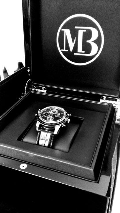 Montre de luxe chronographe