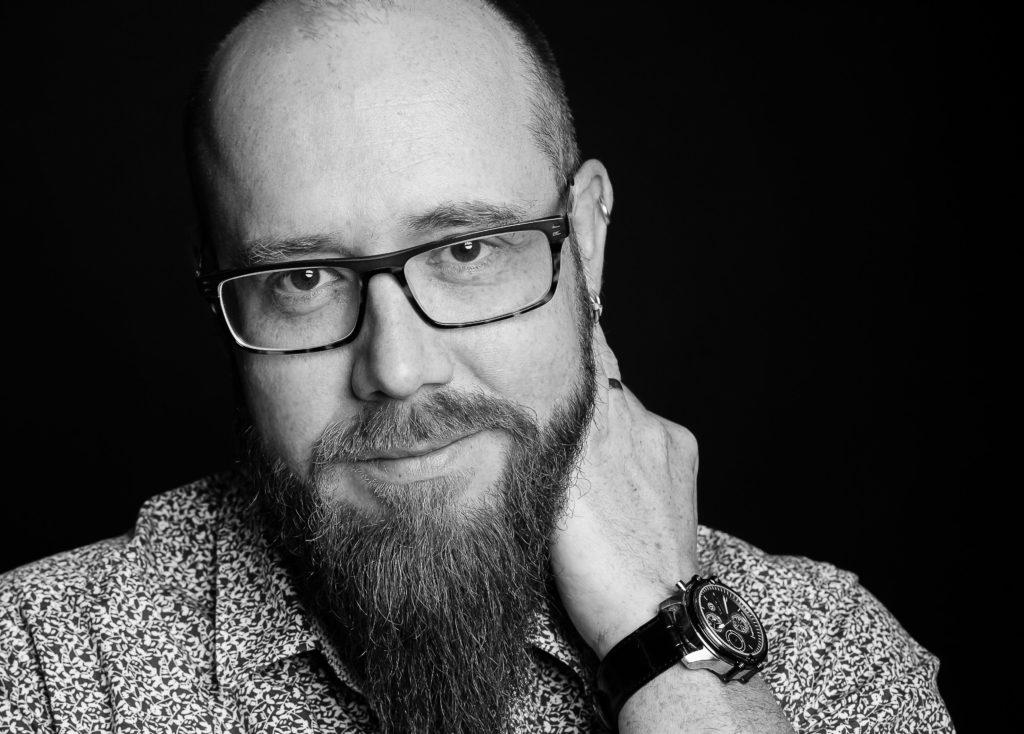 Portrait de Mikael BOURGEOIS