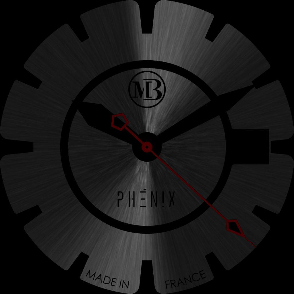 Phénix watch logo
