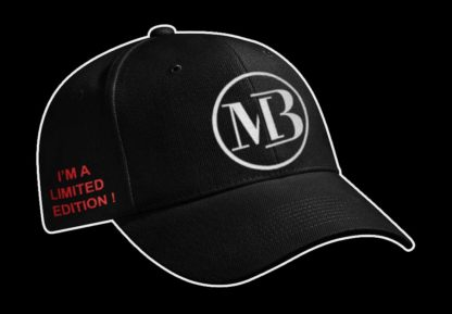 """Casquette MB Watches """"I'm a limited edition"""""""