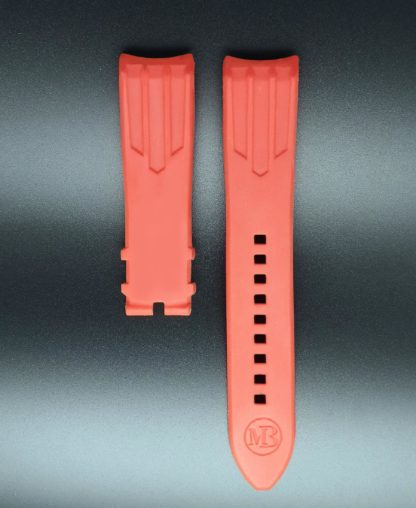 Bracelet Caoutchouc montre phénix face
