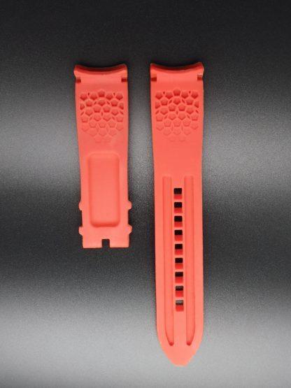 Bracelet Caoutchouc montre phénix arrière
